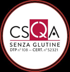 certificato csqa senza glutine dtp n 108 cert 52321